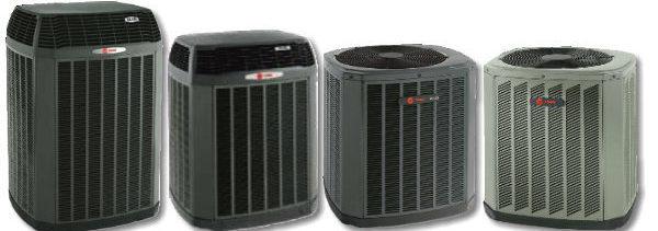 Trane Heat Pumps